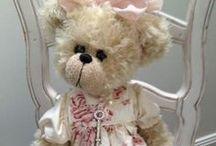 SHAZ BEARS / Beautiful teddy bears by Shaz bears
