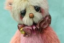 JANE MOGFORD BEARS / Beautiful teddy bears by Jane Mogford for Pipkins bears