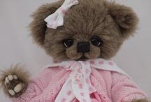 SKYE ROSE BEARS / Beautiful teddy bears by Skye Rose bears