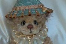 LONG LONG AGO BEARS / Beautiful teddy bears by Long long ago bears