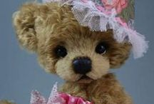 THE WILD THINGS - BEARS / Cute teddy bears by The Wild Things
