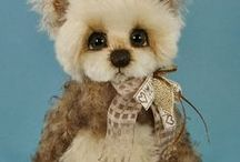 TERRIES BEARS / Cute teddy bears by Terries Bears