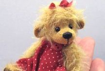 INGE BEARS / Cute little teddy bears by Inge bears