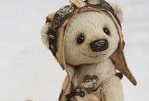 MY BEAR LOGA / Beautiful teddy bears by My Bear Loga