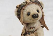 MY BEAR LOGA / Beautiful teddy bears by My Bear Loga