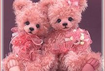 TEDDY KINGDOM  - LENA VOLKOVA / Cute teddy bears by Lena Volkova for Teddy Kingdom