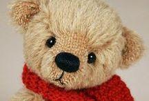 ALL  BEARS / Beautiful All Bears by Paula Carter