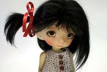 LINDA MACARIO DOLLS / Beautiful dolls by doll artist Linda Macario