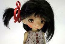 LINDA MACARIO DOLLS / Beautiful dolls by doll artist Linda Macario