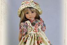 MOLLY McCOY DESIGNS / Beautiful designs by Molly McCoy for different doll artists