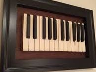 Piano Ideas / This is a board about piano~ Every shape, every thing, you can find out on this