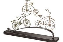 Bikes and Bicycles Home Decor