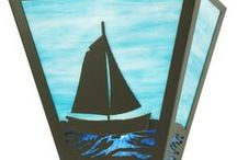 Boats and Sailing Home Decor / Love sailing? Let everyone who visits your home know it!