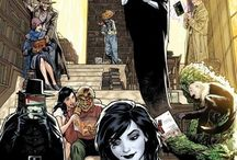 Sandman / How would you feel about life if death was your older sister?