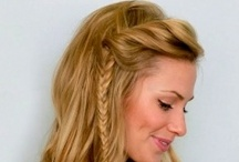 Hair & Beauty / My favorite tips/styles for hair, make up, and beauty in general. / by Michelle Anthony