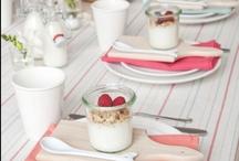 Jolies tables / Beautiful tables