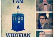 Doctor Who / by Trish Saylor