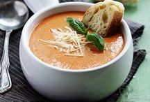 Soups & Salads / by Julie Grice - Savvy Eats