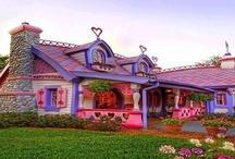 Houses I  love !!!! / My favorite houses