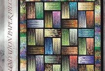 Quilts - Paper Piecing / by Lynda Dodd