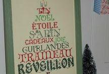Noël impressions gratuites / Christmas free printable