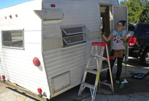 Campers and RVs / by Sally Ann