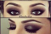 Makeup / Eyes, lips, beauty!