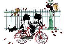 Speelgoed - fiets, loopfiets, driewieler | toys bikes etc