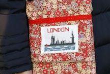 Couture trousses et pochettes / sewing pouches