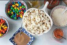 I Love Popcorn / by Julie Grice - Savvy Eats