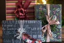Noël motifs à imprimer / christmas papers