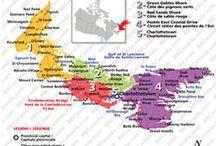 Prince Edward Island Possibilities / Ideas for a summer visit to Prince Edward Island, Canada / by Trish Saylor