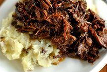 Slow Cooker / Crock pot and slow cooker recipes / by Michelle Anthony