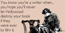 Writing Humor / Funny things writers will understand ;)