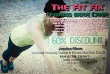 The Fit Fix Fitness