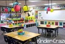 Ecole : organisation de la classe / classroom organisation