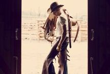 MEN WITH SWAGGER / Cowboys with Swagger!!! Love their style!