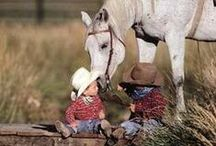Lil' Cowboys & Cowgirls / Everything for you mini cowboys & cowgirls. Start em' young!