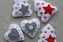 Natale&Befana deco / Creazioni tutorial e idee natalizie e per la Befana