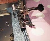 Cucito a macchina / Idee e tutorial veloci per macchina da cucire.
