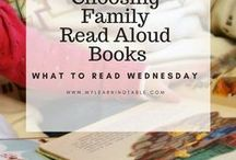 Elementary Reading / Reading activities, suggestions, book lists, poetry for kids