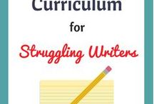Elementary Writing / Writing Ideas, topics, and handwriting