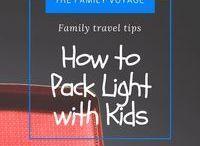 Packing Light for Kids