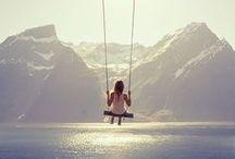 Swings and Hammocks
