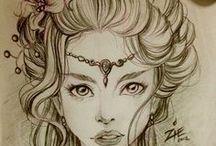 ≺ Drawing ≻