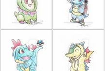 Pokemon imagery / Too many pokemons, about 800 thus far.