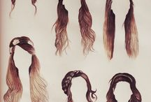 Hair / Pretty hair styles to make people's jaws drop