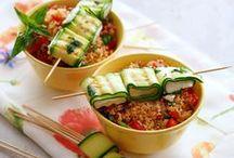 Vegetarisch grillen / Grillrezepte vegetarisch, Vegetarische Grilrezepte,