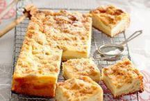 Streuselkuchen / Streuselkuchen, Kcuhen mit Streuseln, Backen