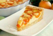 Marillenkuchen / Marillen, Kuchen mit Marillen, Aprikosenkuchen